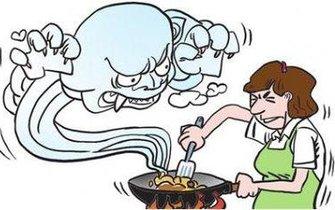 做一顿饭相当于抽两包烟