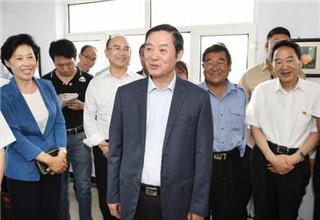 刘奇葆在河北省塞罕坝机械林场调研