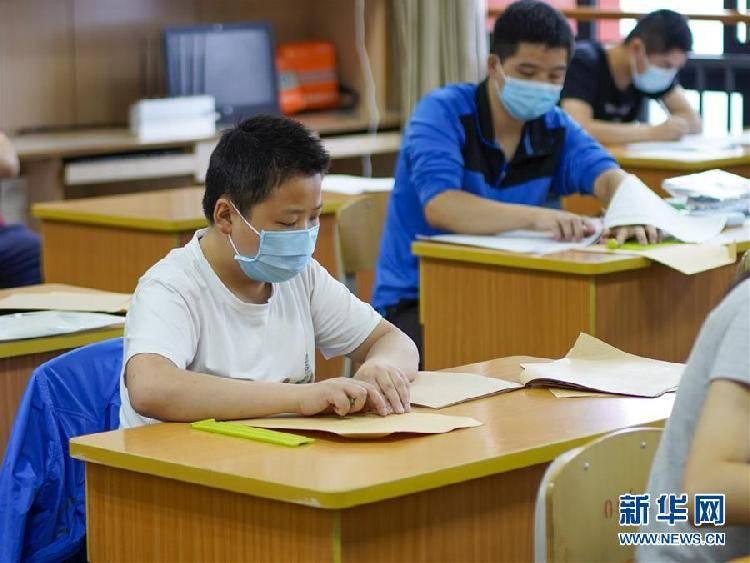疫情入高考作文题 考查当代青年使命与担当