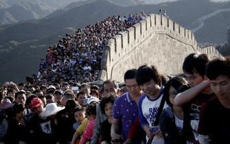 国庆假期各省份旅游收入排行榜出炉