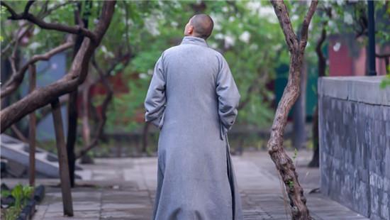 千年的古寺见证千年的宁静