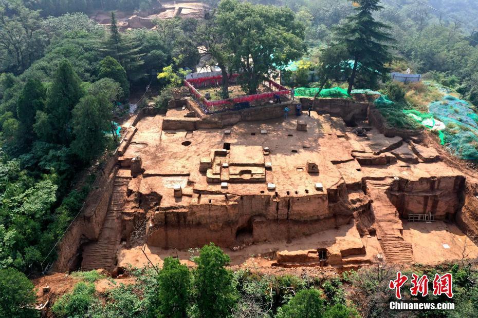 唐华清宫朝元阁遗址考古新发现
