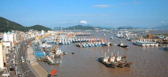 什么是渔港经济区?