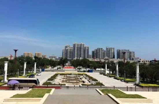 强力打造京津冀开放型现代化节点城市