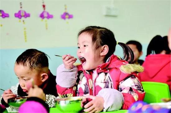 学前教育家庭经济困难儿童