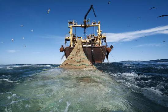 建设10大沿海渔港群93个渔港经济区