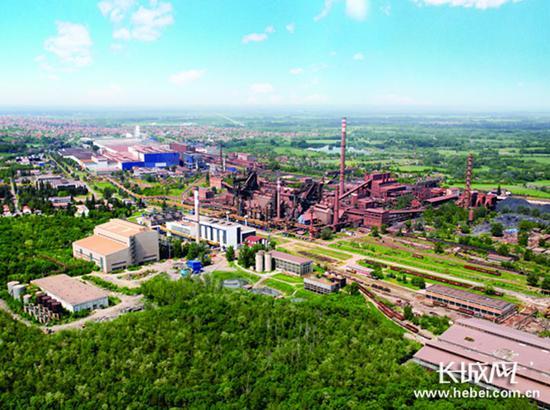 河钢塞尔维亚有限公司。河钢集团供图