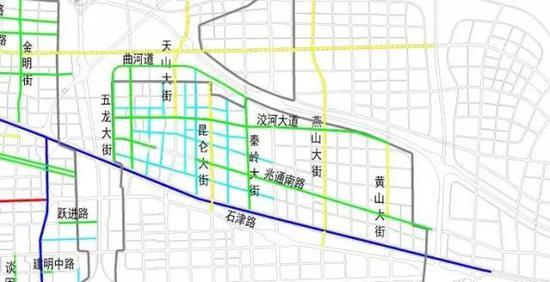 信工路——南二环东延线