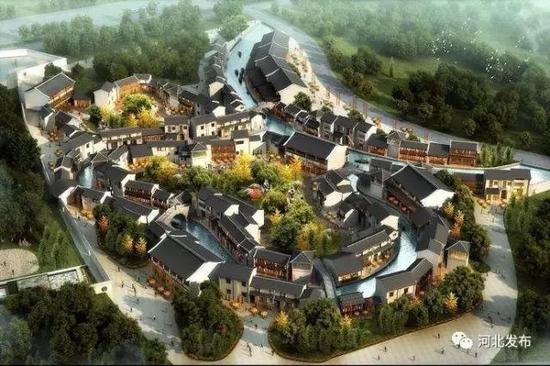 河北省首批文化产业示范园区名单