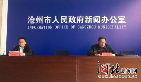 河北沧州市精准发力 合力攻坚助脱贫