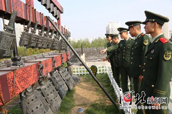 沧州黄骅驻地官兵感受新变化 见证大发展