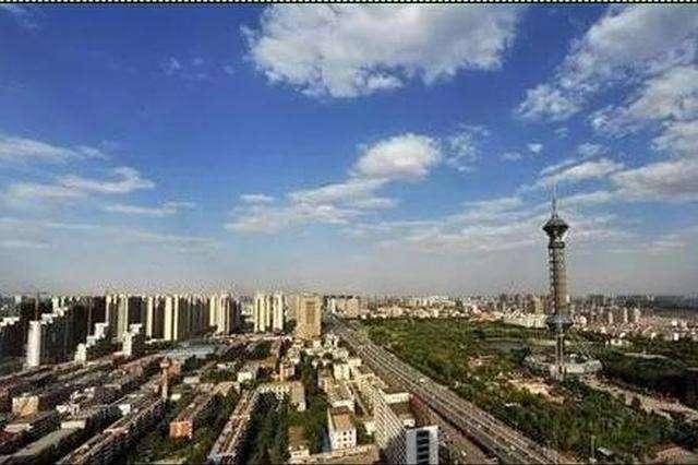 春节假期石家庄空气质量改善明显 二级天增加3天