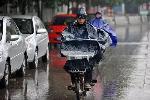 明天保定、廊坊、石家庄、沧州局地有中雨