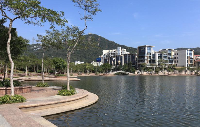 """邯郸市主城区再添一""""人工湖"""" 可欣赏再生水景观"""
