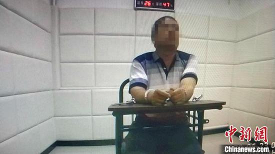 河北宁晋2小时破获一起故意杀人案 犯罪嫌疑人被拘