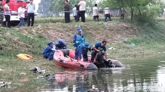 黄骅女子坠河身亡