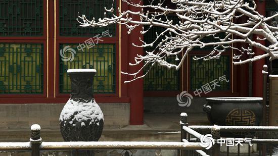 今明天我国雨雪天气收敛 12月初冷空气活动依然频繁