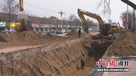 河北景县全力实施生态环境建设 打造生态宜居新县城