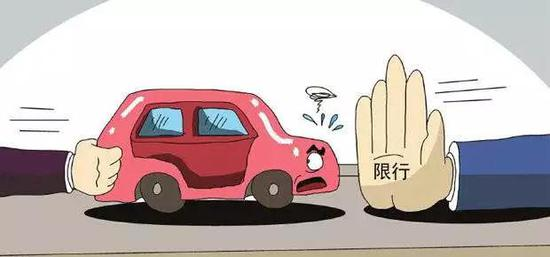 元氏县实行单双号限行措施