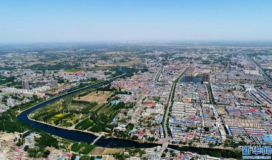雄安新区高端高新产业发展核心区