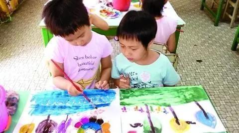 什么是普惠性民办幼儿园