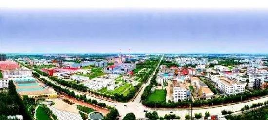 石家庄市国家现代农业示范区创建实施范围