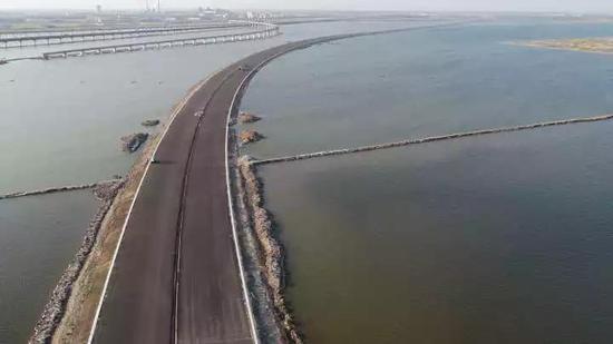 河北迁曹高速一期工程正式通车 全长29.466公里