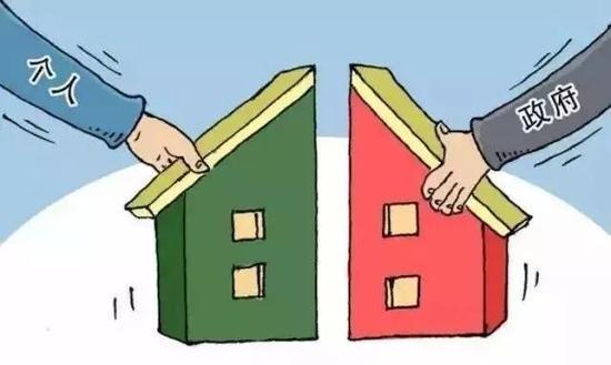 产权分配比例如何?