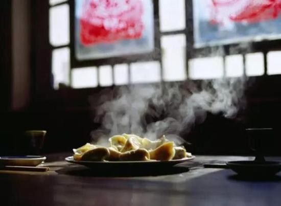 明天别忘吃饺子