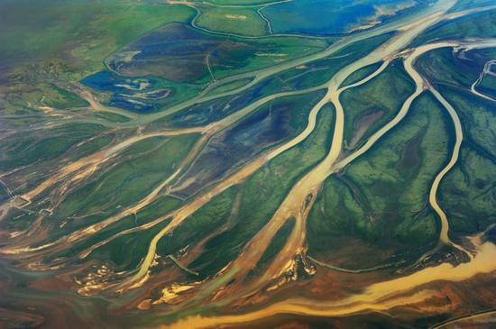 江西鄱阳湖南矶国际重要湿地(国家林业和草原局供图)