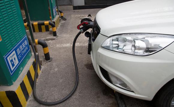中国今年将推动多项新能源汽车标准化