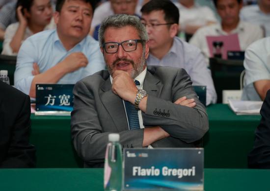 意大利普瑞玛中国公司董事长Flavio Gregori