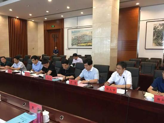 市委统战部及各县(市、区)委统战部负责同志参加座谈