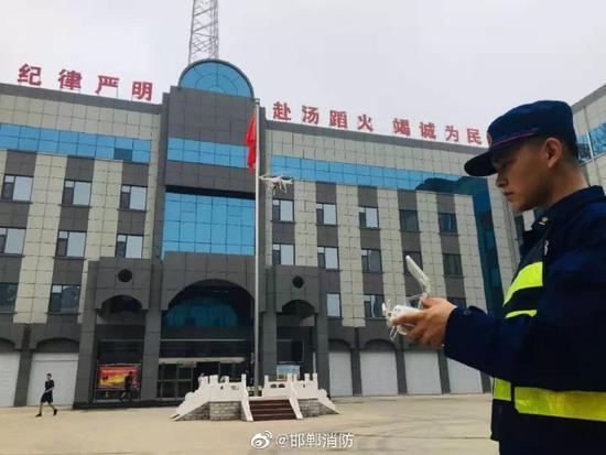 邯郸消防多措并举提升通信保障能力