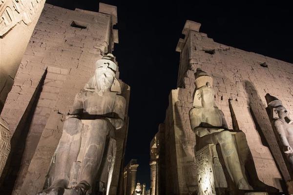 埃及歷史名城盧克索
