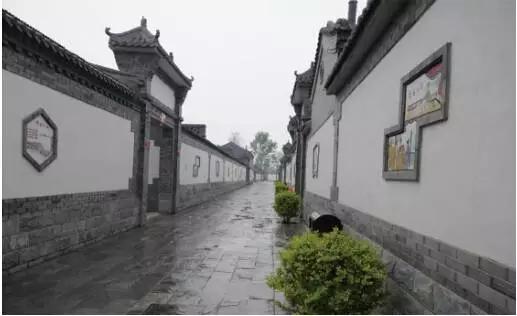 商河县保留村规划图