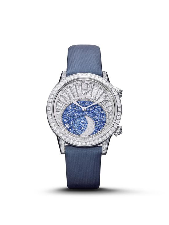 Rendez-Vous Moon约会系列高级珠宝月相腕表
