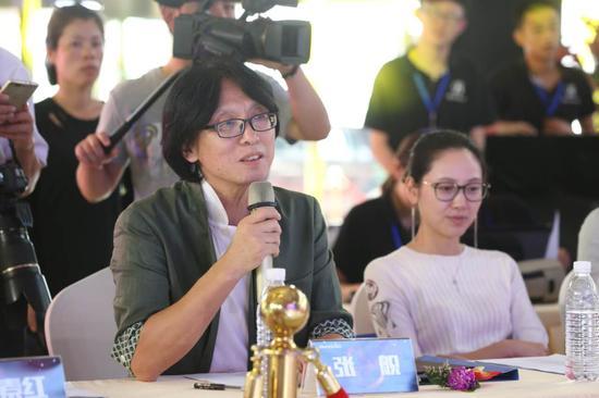 中国首席少儿模特大赛总裁刘建东