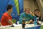 中国游泳协会致电澳泳协 要求霍顿向孙杨道歉