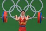 龙清泉时隔8年再夺56公斤举重金牌 现场怒吼庆祝