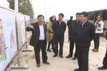 邢国辉调研综合保税区建设和垃圾处置再生项目