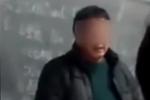 中学男老师课上训话飙脏话 传授学生如何混社会