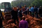 村民遭推土机碾压掩埋致死 疑因反对占地