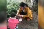 狠心母亲卖掉两个亲生女儿 女儿还帮她数钱