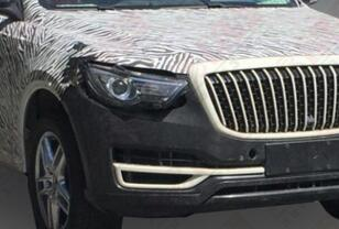红旗全新款中大型SUV将上市