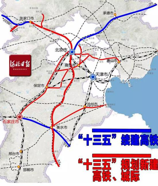 唐山市2020规划图