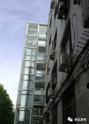 3月起,河北老旧住宅小区可加装电梯!