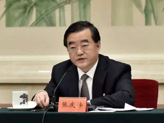 河北代表团副团长、省委副书记、省长张庆伟回答记者提问。