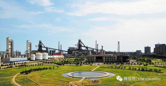 首钢京唐钢铁联合公司