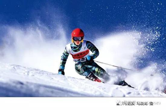 张家口崇礼滑雪场